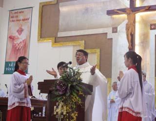 Lễ Tạ Ơn Linh mục Tôma Trần Thiên Ân, OP