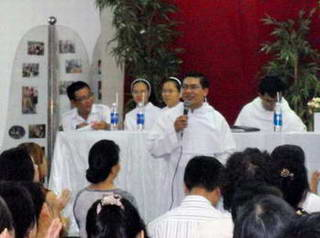 Đại Hội Phụ Huynh niên khóa 2011-12