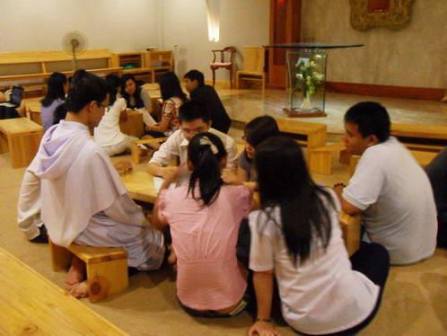 TNTT : Hãy để trẻ em đến với Thầy