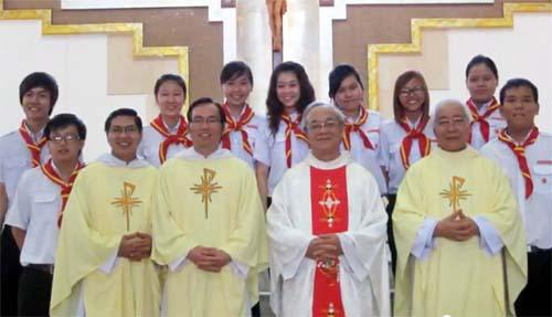 Lễ tuyên hứa Giáo Lý Viên 2011