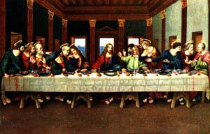 Tiệc Thánh Thể : Bí Tích Tình Yêu