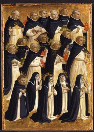 Thánh Gioan Masias - Người giữ cửa tu viện