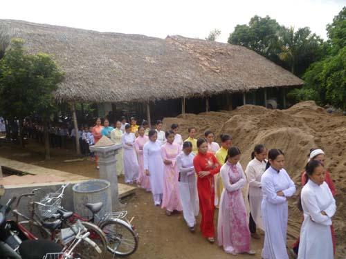 Gx Yên Phú: 46 Em Xưng Tội Rước Lễ Lần Đầu