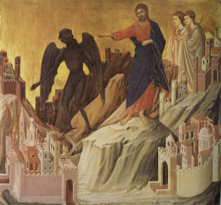 1st Sunday of Lent (A)