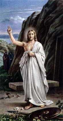 """Chúa nhật 03 PS B: """"Người sống lại!"""""""
