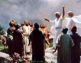Nghe giảng Chúa nhật 22 B (2009 - 2021)
