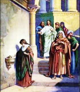 Nghe giảng Chúa nhật 21 năm C (2010 - 2019)