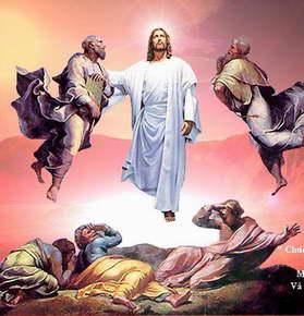 Nghe giảng Chúa nhật 02 mùa Chay năm B (2012 - 2021)