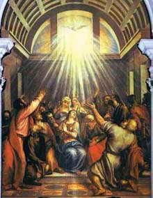 Video giảng Lễ Chúa Thánh Thần (2013)