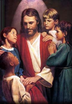 Thiên Chúa Mãi Trẻ Trung