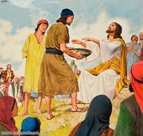 Nghe giảng Chúa nhật 18 năm A (2011 - 2020)