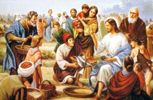 Nghe giảng Chúa nhật 17 thường niên B (2009 - 2021)