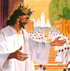 Nghe giảng Lễ Chúa Kitô Vua năm A (2011 - 2020)