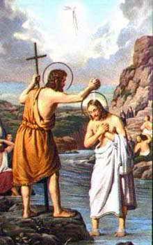 Nghe giảng Lễ Chúa chịu phép rửa 2010