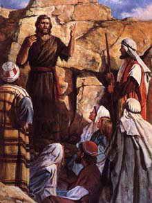 Nghe giảng Chúa nhật III Vọng C (2009)