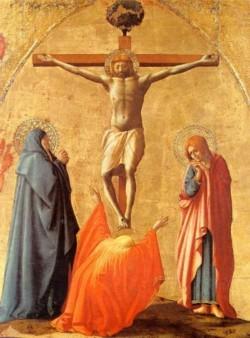Thập Giá và Đức Maria