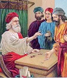 Nghe giảng Chúa nhật 29 năm A (2011 - 2020)