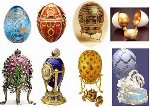 Trứng : biểu tượng của lễ Phục sinh