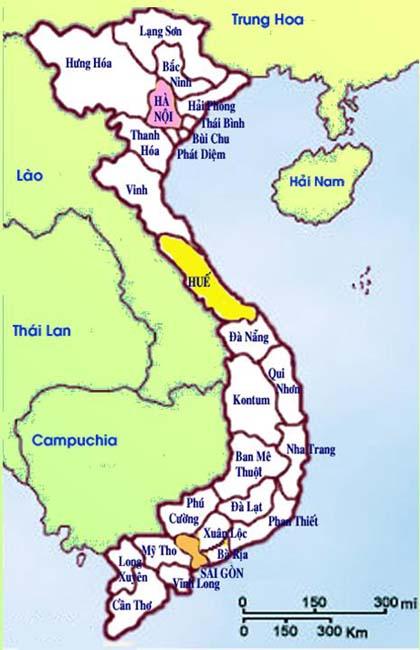 Giáo hội Việt Nam : Thống kê 26 giáo phận