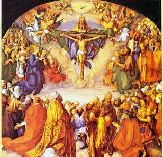 Nghe giảng lễ Các Thánh Nam Nữ (2012)