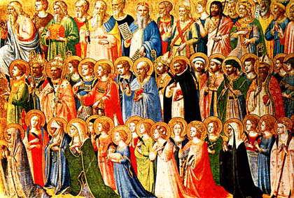 Nghe giảng Lễ Các Thánh (2009, 2010, 2011)