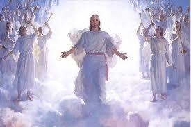 Chúa về trời – con đi