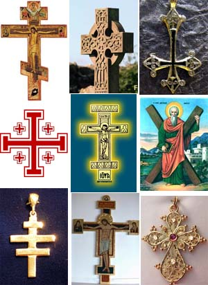 Các mẫu Thánh Giá truyền thống
