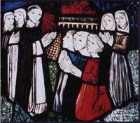 Thánh Phụ Đaminh Bổn mạng Giáo Xứ
