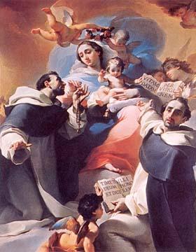 Thánh Đaminh : Nhà Giảng Thuyết