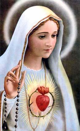 Nghe giảng Lễ Đức Mẹ Mân Côi (2009)
