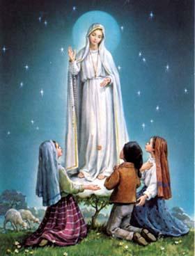 Mời Dâng Lễ Đức Mẹ Fatima (13.05.09)