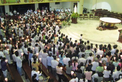 Nghe giảng Đức Mẹ Fatima từ 2009 đến 2021