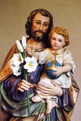 Thánh Giuse : Cha Của Đức Giêsu
