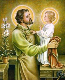 Mừng Đại Lễ Thánh Cả Giuse