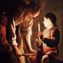Thánh Giuse 04 : Người Công Chính