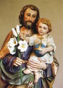 Thánh Giuse 14 : Chu Toàn Giới Luật Của Chúa