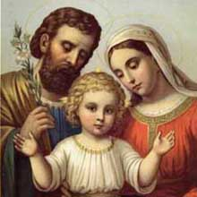 The Holy Family (C) (+clips)