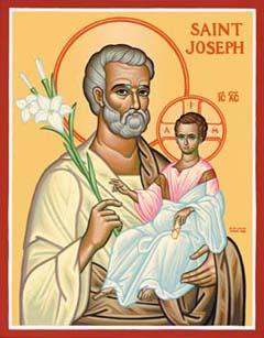 Thánh Giuse 26 : Người Quản Lý Các Mầu Nhiệm