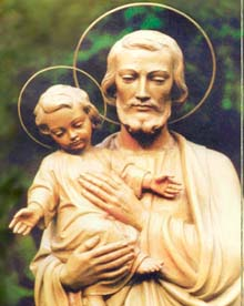 Thánh Giuse 27 : Giuse Người Phục Vụ