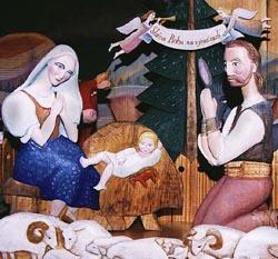 Nghe giảng Lễ Giáng Sinh năm 2012