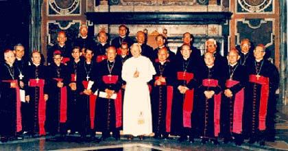 Giáo Hội Việt Nam Với Đức Gioan Phaolo II