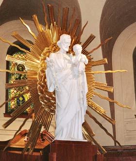 Thánh Giuse 11 : Thiên Chúa Hiện Diện Giữa Lòng Cuộc sống