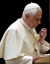 Nghe giảng Lễ Đức Mẹ Mân Côi (2010)