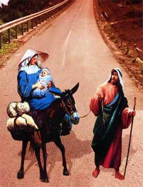 Giáng Sinh Nhớ Tới Người Nghèo Khó