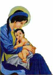Solemnity Of The Mother Of God  (A)
