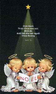 Nghe giảng Lễ Giáng Sinh (2011)