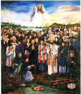 Videos: Giảng lễ các thánh Tử đạo Việt Nam (2013 - 2020)