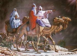 Nghe giảng Lễ Chúa Hiển Linh 2012