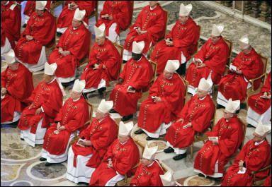 Kinh cầu nguyện cho việc bầu Giáo Hoàng