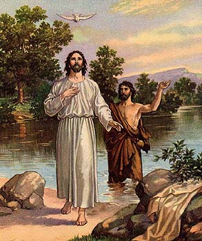 The Baptism of the Lord (A)